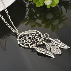 Jewelry - DREAMCATCHER NECKLACE - Beautiful Boho Jewelry